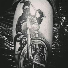 Yelawolf tattoo for Yelawolf tattoo artist