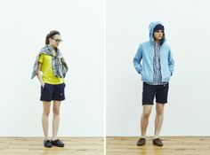The North Face Purple Label Spring 2014 Men's & Womenswear | Limité Magazine - Your Online Guide To Lifestyle
