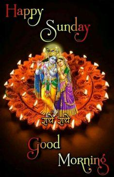 Krishna Radha, Lord Krishna, Lord Shiva, Good Morning Clips, Hindi Good Morning Quotes, Happy Sunday, Gallery, Jay, Photos
