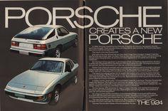https://flic.kr/p/TpTW4e | 1976 Porsche 924 Advertisement Playboy November 1976 | 1976 Porsche 924 Advertisement Playboy November 1976