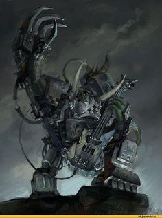 warhammer 40000,фэндомы,orks