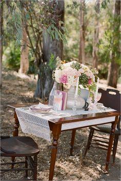 romantic table decor ideas