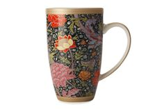 Bring some colourful florals to your next coffee break with the Maxwell & Williams William Morris Cray Coupe Mug Gift Boxed. Porcelain Mugs, William Morris, Tea Mugs, Color Mixing, Tablescapes, Coloring Books, Colours, Tableware, Gifts