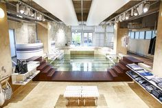藤原ヒロシ「the POOL aoyama」公開 青山のプール跡地がショップに | Fashionsnap.com