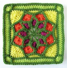 This Sun Catcher Afghan Square pattern will be a free ravelry download throughout the end of the year 2015 (December 31, 2015.).