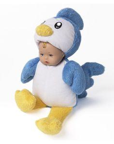Baby Peekaboos, Bluebird plush doll  Madame Alexander
