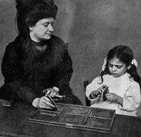 MONTESSORI, biography, pictures, Dr Montessori, Maria Montessori MD,Montessori Method, Montessori schools, Montessori, Italy, India, Nobel Peace Prize  http://www.michaelolaf.net/maria.html