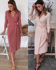plus size fashion dress Elegant Outfit, Classy Dress, Classy Outfits, Stylish Outfits, Elegant Dresses Classy, Mode Outfits, Dress Outfits, Casual Dresses, Fashion Dresses