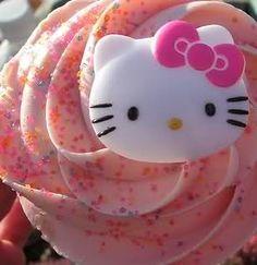 Hello Kitty Cupcake!
