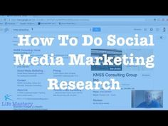 How To Do Social Media Marketing Research - http://www.marketing.capetownseo.org/how-to-do-social-media-marketing-research/