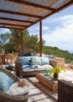 Greek Backyard Designs swimming pool design ideas greek greek A Stunning Sea View Villa On Formentera Spain
