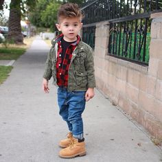 Photo taken by @jandeljioni on Instagram,  fashionkids ootd kidsfashion