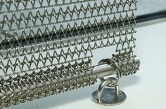 Locker Group - Wire Mesh Curtains Australia & New Zealand