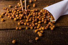 Vezelrijke snack: geroosterde kikkererwten | Women's Health