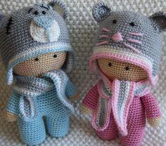"152 curtidas, 19 comentários - Nadezhda Kizhaeva (@nadezhdakizhaeva) no Instagram: ""Тадааам, вот и обещанные малыши, предполагалось, что будет два медведя-мальчик и девочка, но что то…"""
