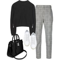 Untitled #199 by simonakolevaa on Polyvore featuring polyvore, fashion, style, Acne Studios, Alexander Wang, Yves Saint Laurent and clothing
