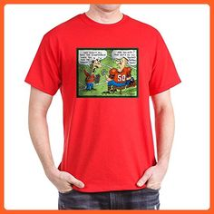 682d970fa CafePress - Fantasy Football Cartoon T-Shirt - 100% Cotton T-Shirt -.  Remember Everyone DeployedGriswold Family ChristmasFunny ...