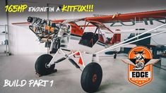 This is Part 1 of how we installed a Edge Performance engine on a Kitfox Could it potentially be a Rotax. Kit Planes, Bush Plane, Helicopter Plane, Performance Engines, Design Museum, Aviation, Aircraft, Engineering, History Museum