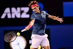 Ropa Roger Federer, Open de Australia 2014 Tenis Web