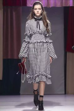 #smocking #ruffles #dress #top  #fashion #pleats #turtleneck