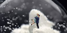 SnowGlobes - One Floor Up