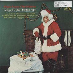 Arthur Fiedler - Pop Goes Christmas