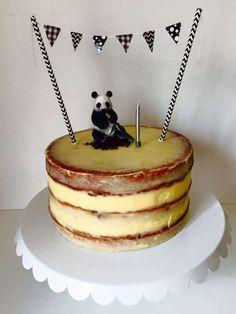 panda-party cake