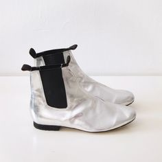 Chelsea Ankle Boots from goldenponies, $53, also in gold