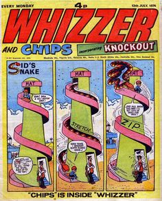 Whizzer and Chips 740713