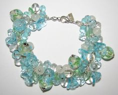 Julia Bristow Beaded Bracelet