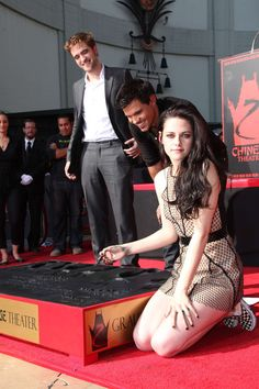 Kristen Stewart ❤ never seen this one before...new to me love it
