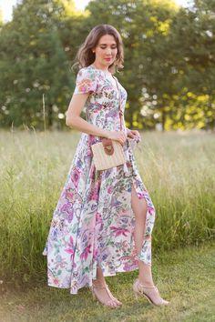 shein-flower-maxi-dress-maxi-kleid-mint-and-berry-tasche-summeroutfit-fashionblogger