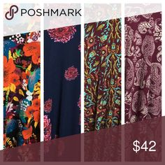 All LLR maxis on clearance ! Join my page for AMaZING PRICE on MAXI!! https://www.facebook.com/groups/LularoeNormaHernandez/ Skirts Maxi