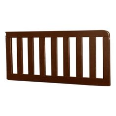 Simmons Kids Toddler Guard Rail Chestnut - http://www.furniturendecor.com/simmons-kids-toddler-guard-rail-chestnut/ - Related searches: Baby Products, Bed Rails, Furniture, Nursery