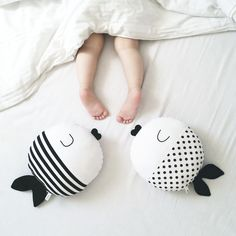 Fish Plushie // Pinch Toys …