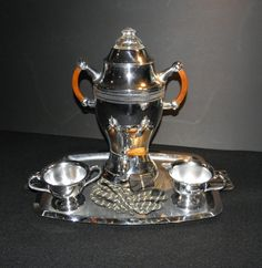 Hey, I found this really awesome Etsy listing at https://www.etsy.com/listing/210293846/vintage-continental-silver-chrome