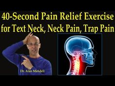 Pain Relief Exercise for Text Neck Neck Pain Muscle Spasm T. - Pain Relief Exercise for Text Neck Neck Pain Muscle Spasm T… - Neck Spasms, Muscle Spasms, Muscle Pain, Neck Pain Treatment, Neck Exercises, Arthritis Exercises, Neck Stretches, Stretching Exercises