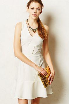 Ada Seamed Dress #anthropologie