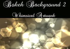 Bokeh Background Gold - http://www.dawnbrushes.com/bokeh-background-gold/