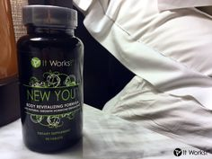 Rough morning ? Wake up on the right side of the bed from now on ☀! New You is a one-of-a-kind formula designed to naturally stimulate the production & release of your body's own human growth hormone, allowing you to more easily build lean muscle  and turn back the hands of time from the inside out!