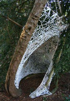 Laura Bacon's sculptures