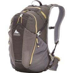 Amazon.com: Gregory Miwok 18 (Mercury Gray) daypack