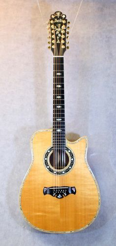 Bozo Podunavac Leo Kottke custom 12 1986 | 楽器在庫 | アップルギターズ|Apple Guitars