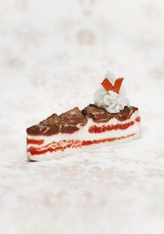 MEAT CAKE! Put on your red shoes and eat the cake badaboom boom boom boom. SWEET MEAT?  Is that really raw bacon cake?