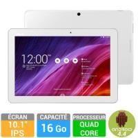 "Tablette Tactile Asus MeMO Pad 10.1"" 16Go Blanc (ME103K-1B001A)"