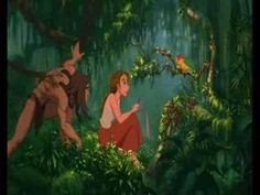 Tarzan - Strangers Like Me <3