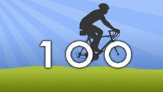 Training for a century ride is a 100 mile (or 100km, a metric century) feat that many riders in their first year of riding build to and do.