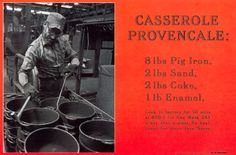Classic advertising recipe from Le Creuset. The story of the making of the pots and the love and attention they put into them. Shot by Sebastio Salgado. Brand Campaign, Advertising Campaign, Ads, Saatchi & Saatchi, Le Creuset, Print Magazine, Coke, Image, Press Ad
