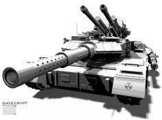 Dcrypt Concept Tank by davecrypt on deviantART Image › › GetConcept.com