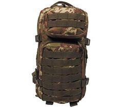 MFH US Rucksack, Assault I, vegetato / mehr Infos auf: www.Guntia-Militaria-Shop.de